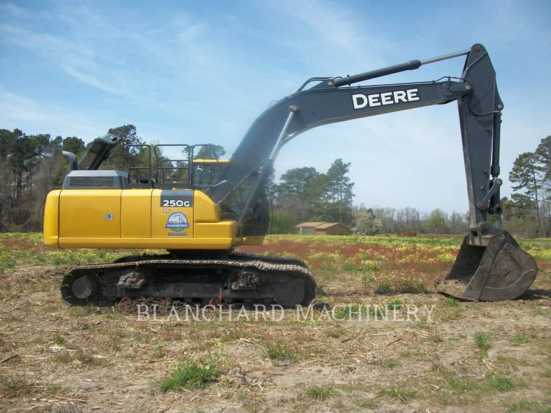 JOHN DEERE ESCAVATORI CINGOLATI 250GLC equipment  photo 2