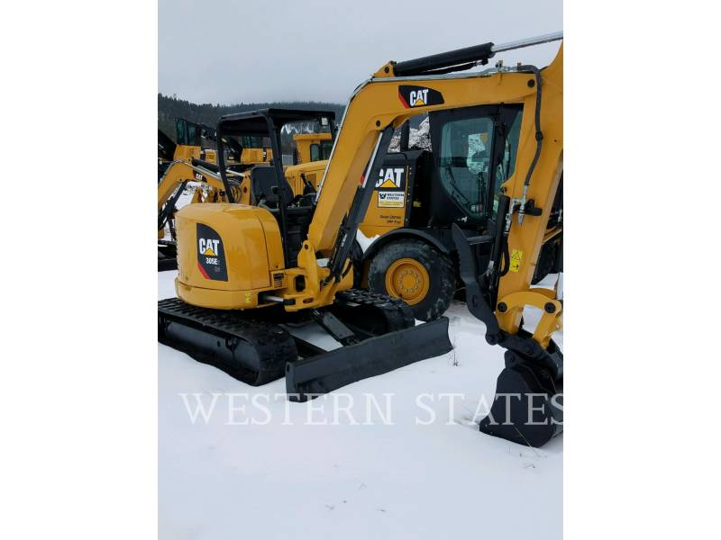 CATERPILLAR EXCAVADORAS DE CADENAS 305 E2 CR equipment  photo 2