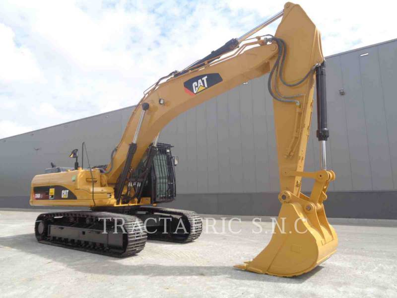 CATERPILLAR TRACK EXCAVATORS 336DLN equipment  photo 5