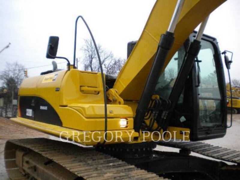 Caterpillar EXCAVATOARE PE ŞENILE 320D L equipment  photo 5