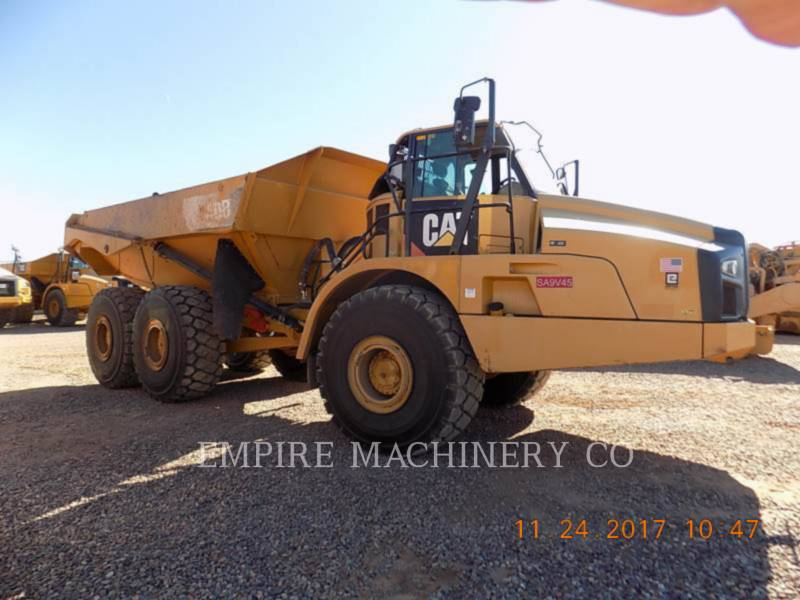 CATERPILLAR TOMBEREAUX DE CHANTIER 740B TG equipment  photo 1