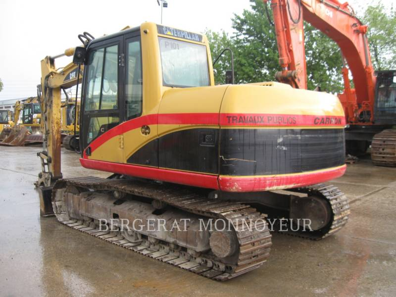 CATERPILLAR TRACK EXCAVATORS 312C equipment  photo 4