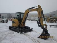 CATERPILLAR KETTEN-HYDRAULIKBAGGER 305D equipment  photo 1
