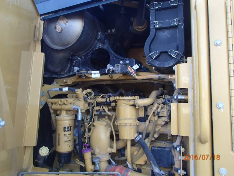 CATERPILLAR NIVELEUSES 140M2 equipment  photo 12