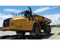Equipment photo CATERPILLAR 745C ARTICULATED TRUCKS 1