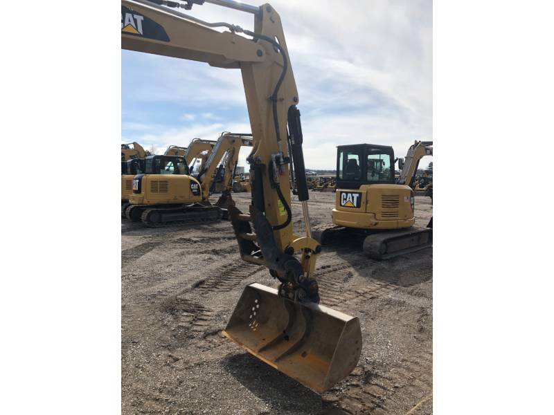 CATERPILLAR PELLES SUR CHAINES 305.5E2CR equipment  photo 12