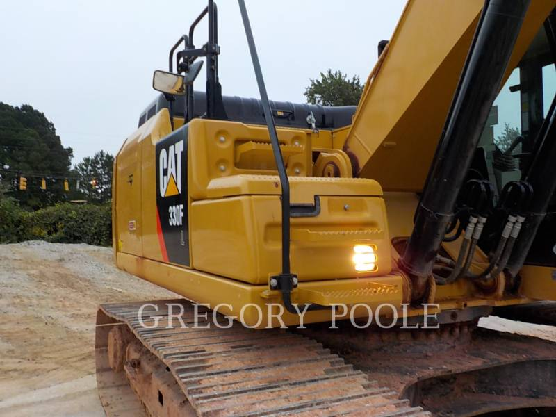CATERPILLAR ESCAVATORI CINGOLATI 330FL equipment  photo 6
