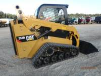 CATERPILLAR CARGADORES MULTITERRENO 257D equipment  photo 1