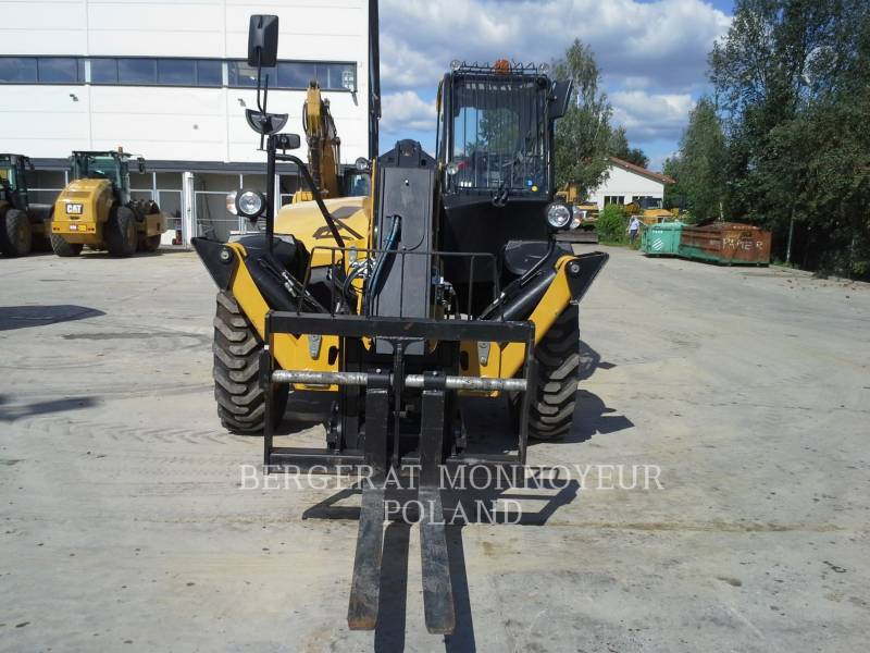 CATERPILLAR TELESKOPSTAPLER TH 417 C equipment  photo 3