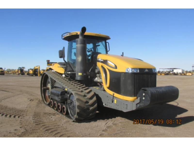 AGCO-CHALLENGER AG TRACTORS MT845E equipment  photo 1
