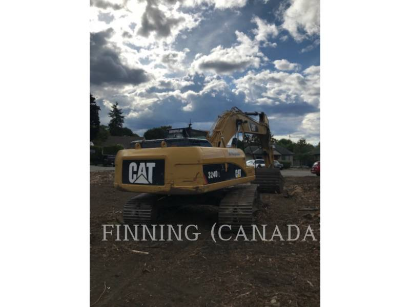 CATERPILLAR PELLES SUR CHAINES 324D equipment  photo 3