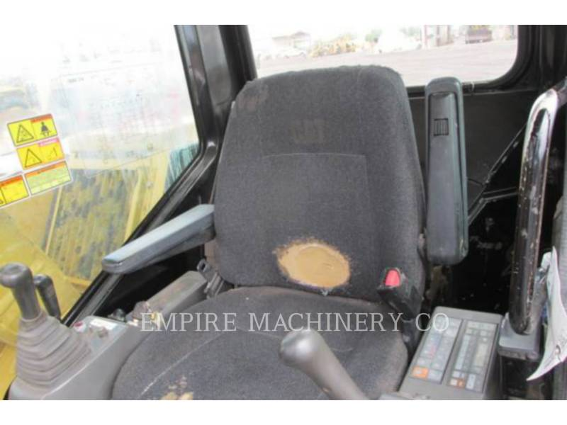 CATERPILLAR TRACK EXCAVATORS 308C CR equipment  photo 9