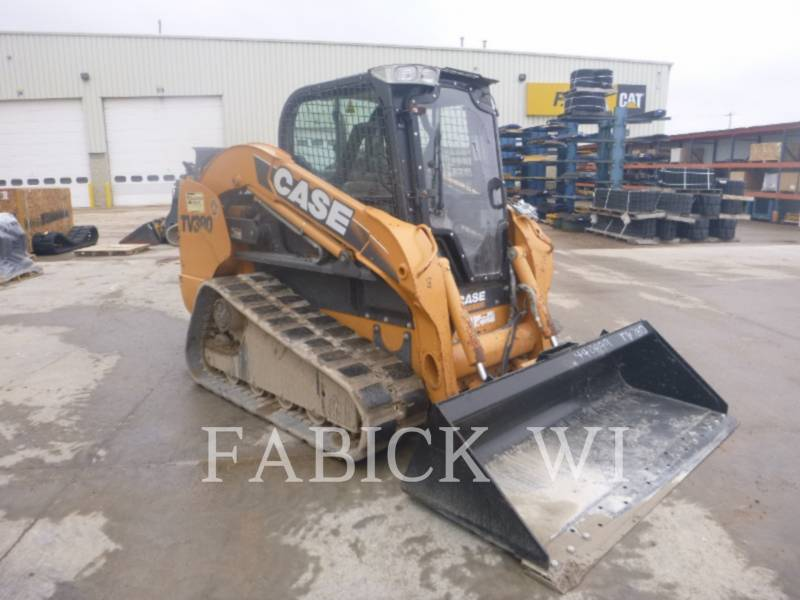 CASE/NEW HOLLAND MULTI TERRAIN LOADERS TV380 equipment  photo 1
