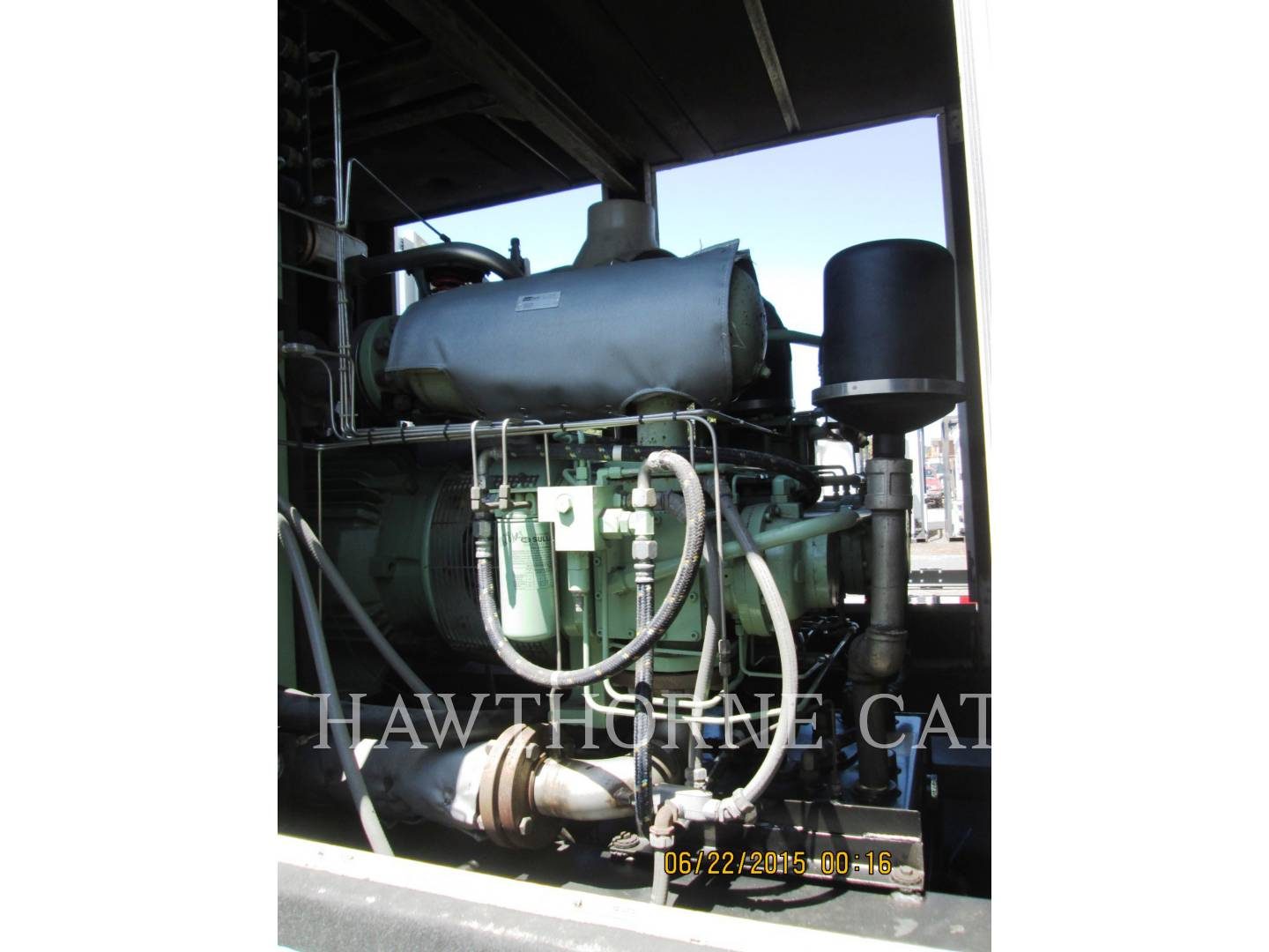 Detail photo of 2008 Sullair DR13-200HW from Construction Equipment Guide