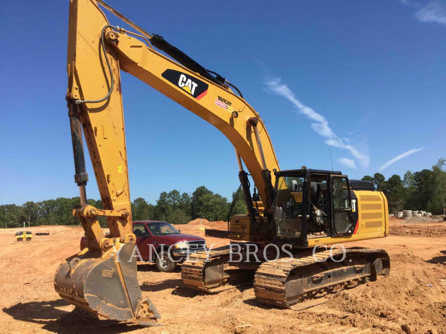 2016 - CATERPILLAR - 336FL