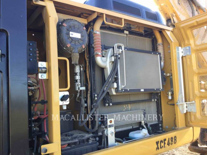 CATERPILLAR PELLES SUR CHAINES 323F equipment  photo 6