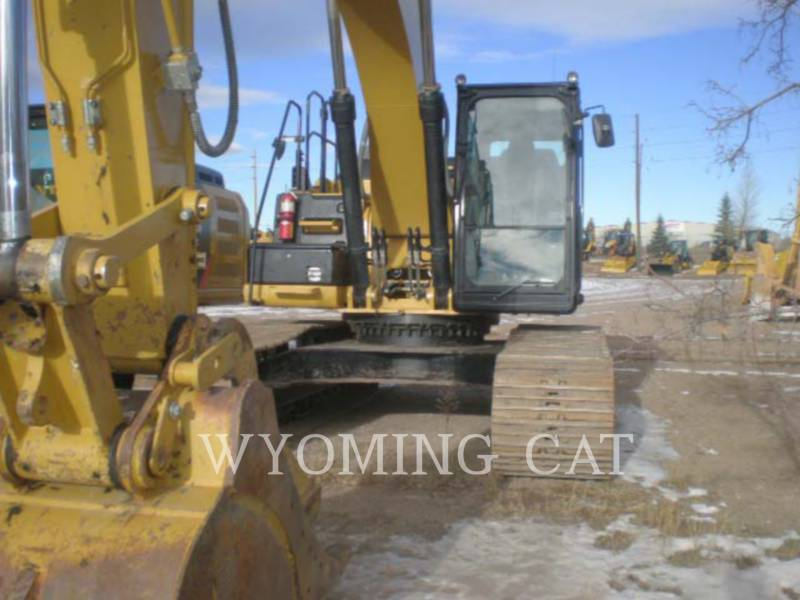 CATERPILLAR ESCAVATORI CINGOLATI 329EL equipment  photo 1