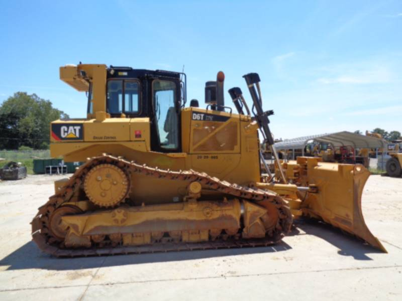 CATERPILLAR TRACK TYPE TRACTORS D6TXWVP equipment  photo 6