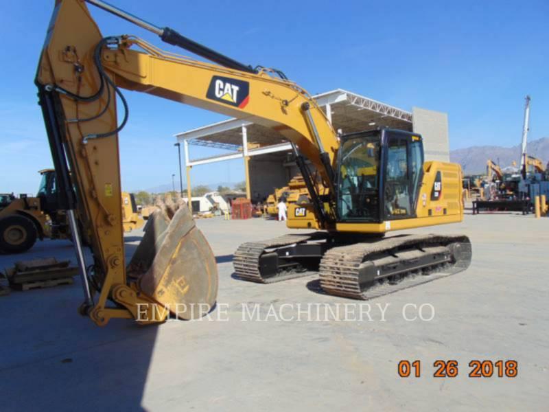 CATERPILLAR PELLES SUR CHAINES 320-07   P equipment  photo 4