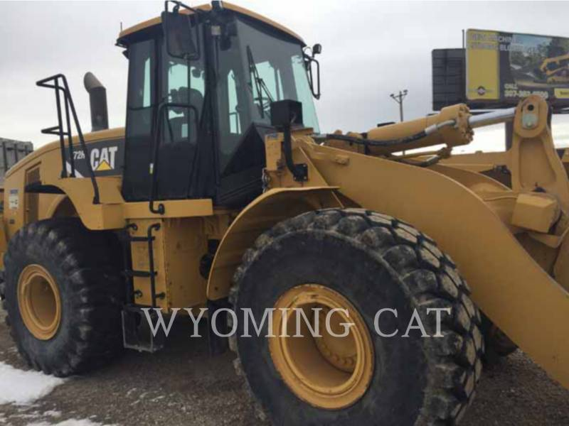 CATERPILLAR WHEEL LOADERS/INTEGRATED TOOLCARRIERS 972H equipment  photo 6