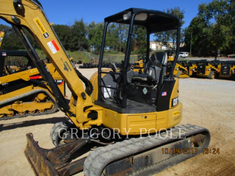 CATERPILLAR PELLES SUR CHAINES 305 CR equipment  photo 1