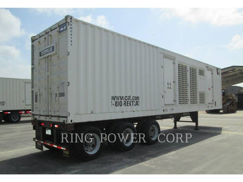 CATERPILLAR POWER MODULES XQ2000 equipment  photo 3