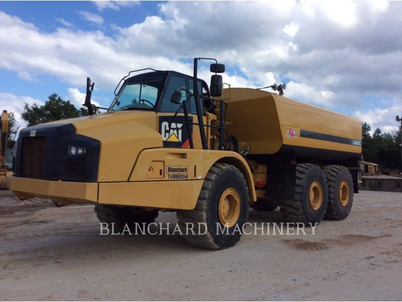 CATERPILLAR WATER TRUCKS 740B WT equipment  photo 1