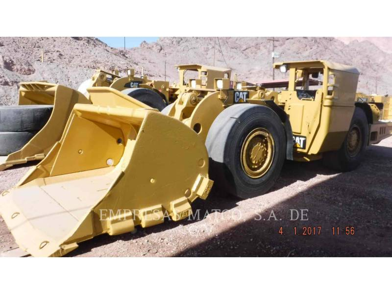 CATERPILLAR CARGADOR PARA MINERÍA SUBTERRÁNEA R1300G equipment  photo 2