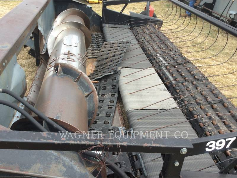 GLEANER  COMBINE HEADER P13 equipment  photo 11