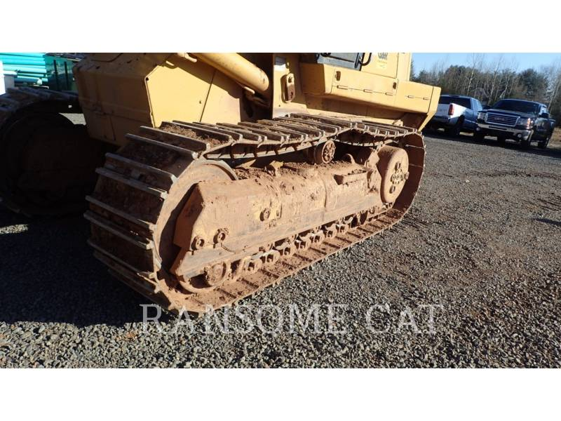 CATERPILLAR TRACK LOADERS 953CII equipment  photo 12