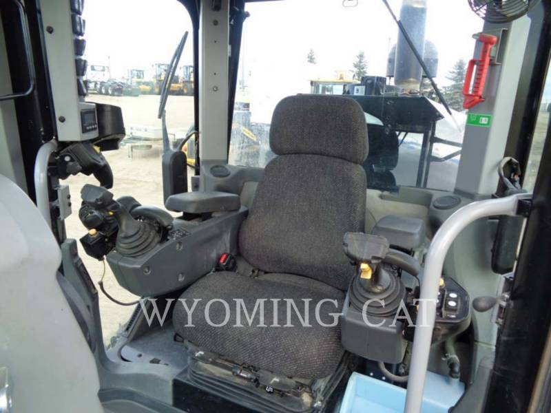 CATERPILLAR MOTORGRADER 12M2AWD equipment  photo 5