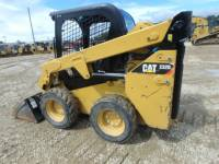 CATERPILLAR MINICARGADORAS 232D equipment  photo 4