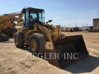 CATERPILLAR CHARGEURS SUR PNEUS MINES 938H equipment  photo 1