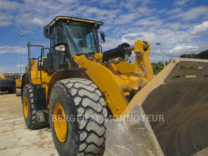 CATERPILLAR CARGADORES DE RUEDAS 972M equipment  photo 23