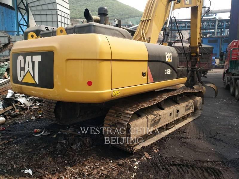 CATERPILLAR KETTEN-HYDRAULIKBAGGER 336D2 equipment  photo 1