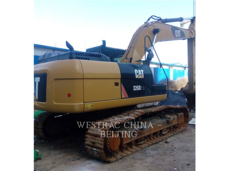 CATERPILLAR TRACK EXCAVATORS 326D2L equipment  photo 24