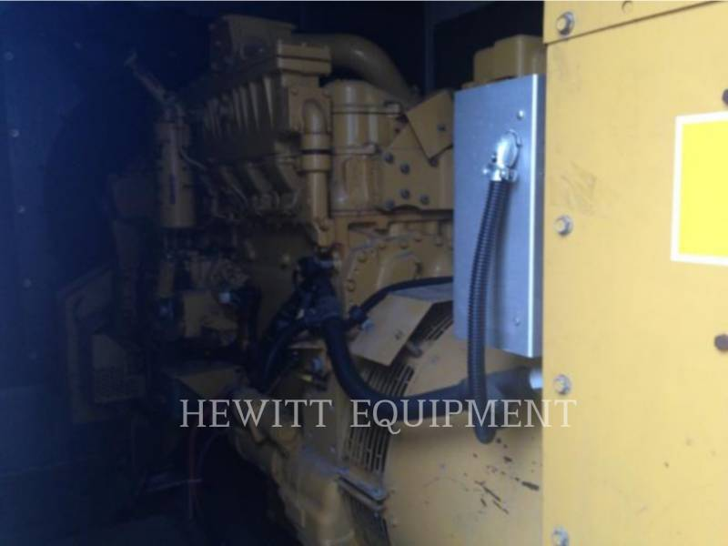 CATERPILLAR STATIONARY GENERATOR SETS 3406 ENCLOSED 300KW 600 V equipment  photo 7