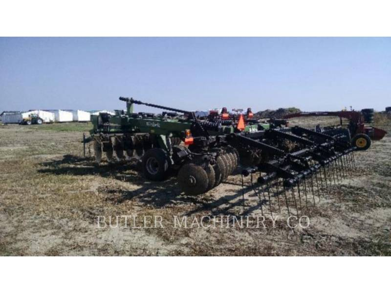 WISHEK STEEL MFG INC EQUIPO DE LABRANZA AGRÍCOLA 842NT-16 equipment  photo 3