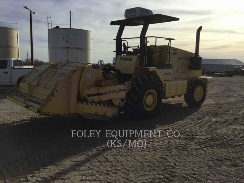 BOMAG STABILIZERS / RECLAIMERS MPH364R-2 equipment  photo 3