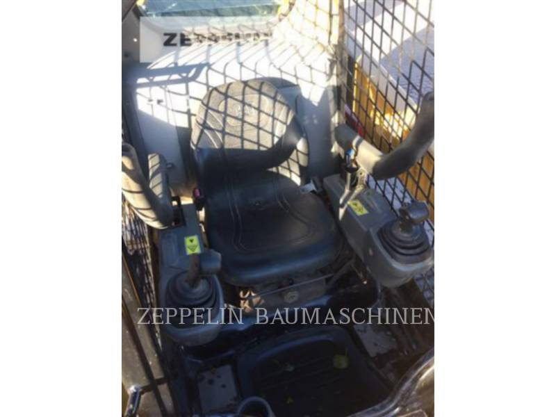 CATERPILLAR MULTITERREINLADERS 257D equipment  photo 17
