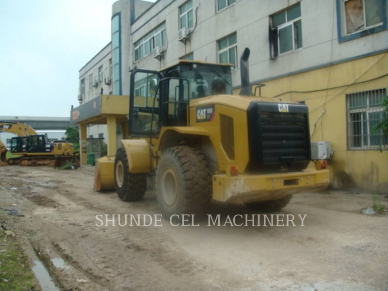 Caterpillar ÎNCĂRCĂTOR MINIER PE ROŢI 950 GC equipment  photo 6