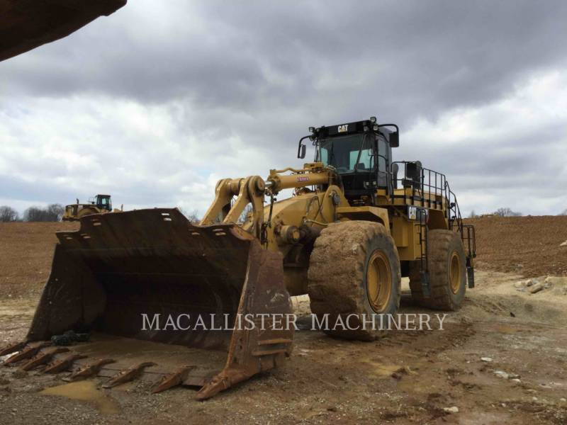 CATERPILLAR RADLADER/INDUSTRIE-RADLADER 992K equipment  photo 3