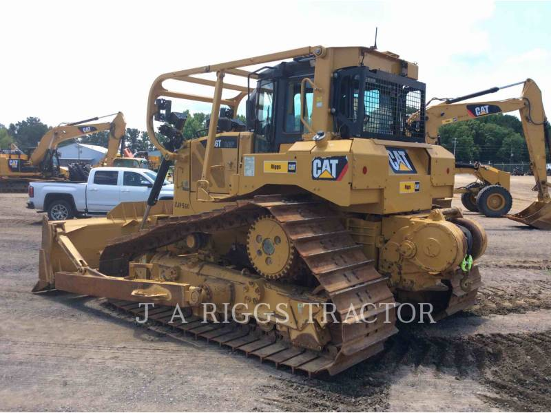 CATERPILLAR TRACK TYPE TRACTORS D6TLGP AG equipment  photo 4