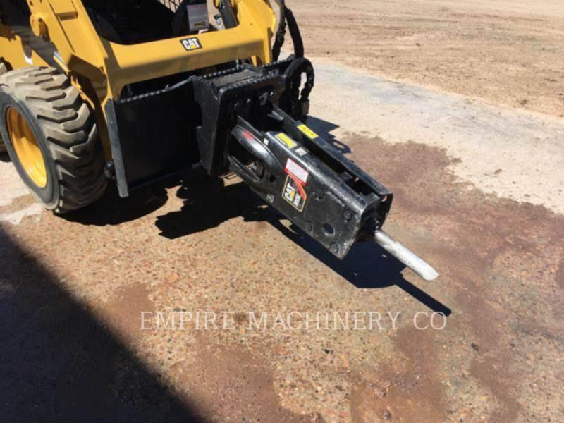 CATERPILLAR WT - ハンマー H55E SSL equipment  photo 2
