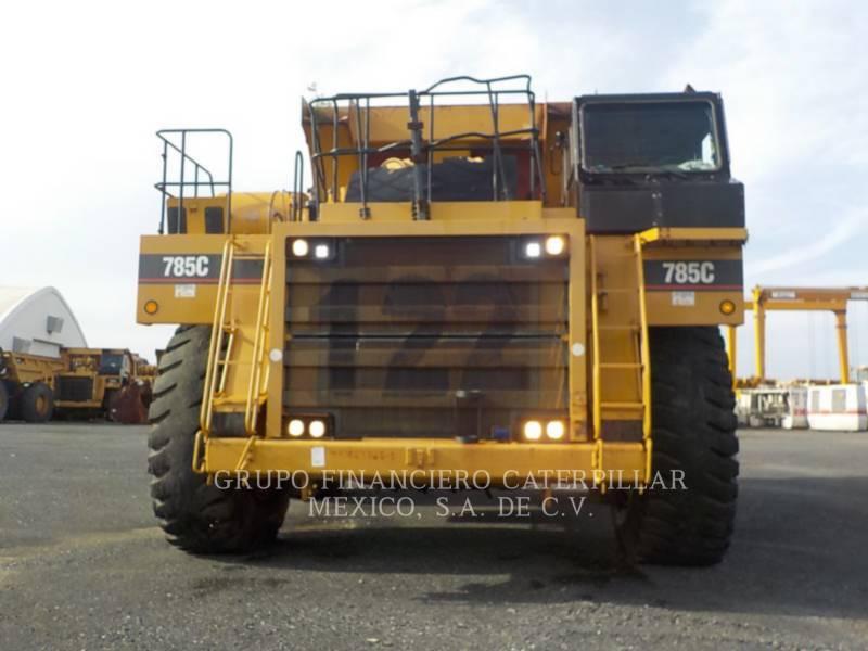 Caterpillar CAMIOANE PENTRU TEREN DIFICIL 785C equipment  photo 5