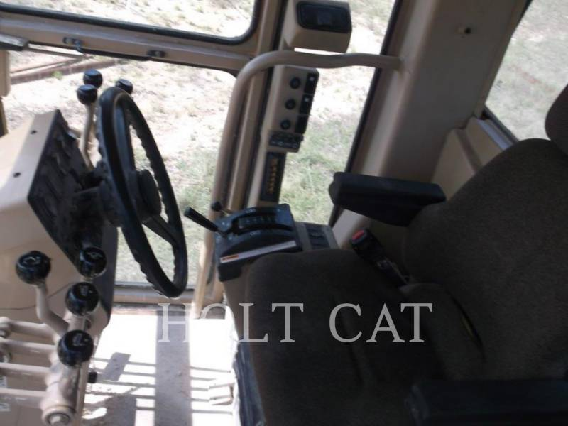 CATERPILLAR MOTOR GRADERS 140HNA equipment  photo 14