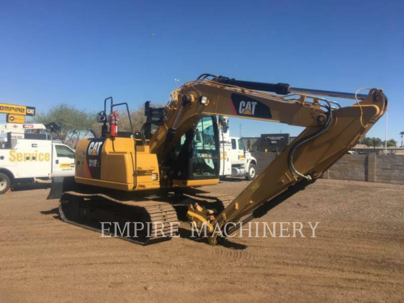 CATERPILLAR EXCAVADORAS DE CADENAS 311FLRR equipment  photo 1