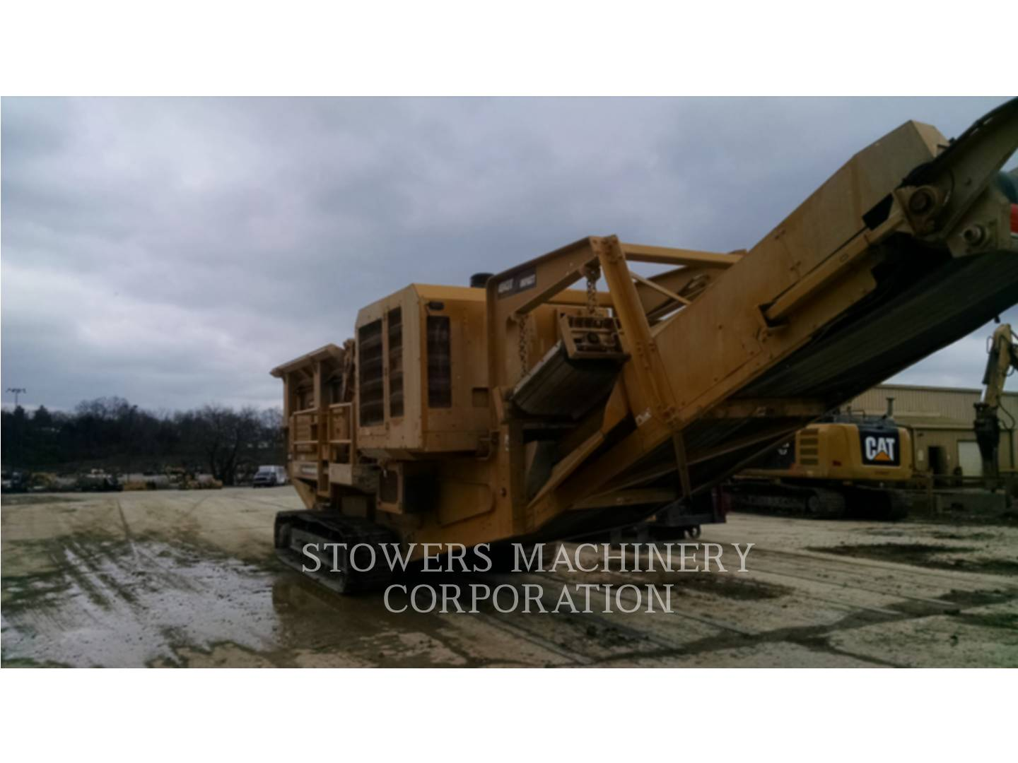 Detail photo of 2015 Screen Machine 4043T from Construction Equipment Guide