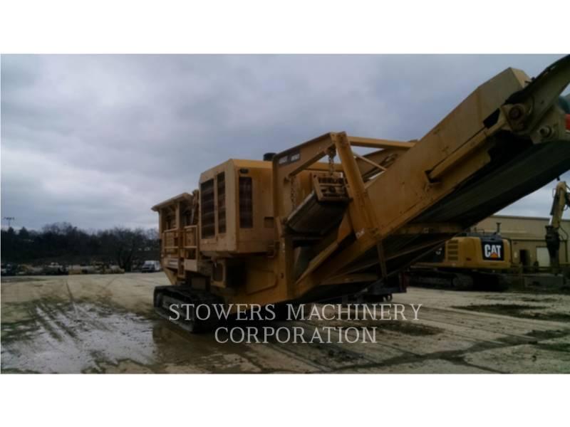 SCREEN MACHINE CRUSHERS 4043T equipment  photo 1