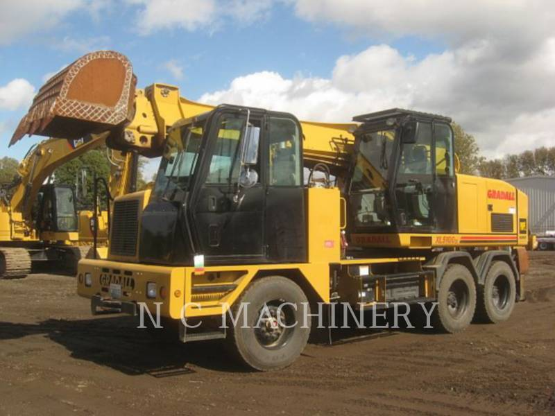 GRADALL COMPANY OVERIGE XL5100IV equipment  photo 1